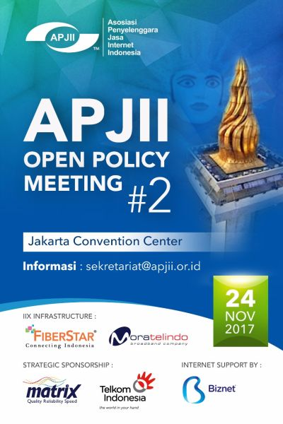 Open Policy Meeting #2
